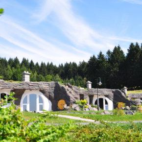Tolkien Day: 4 Tage wohnen wie ein Hobbit im Auenland inkl. Frühstück für 126€