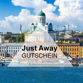 Just Away Gutschein: bis zu [v_value] bei der Buchung sparen
