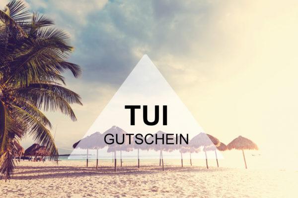 TUI Gutschein