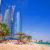Abu Dhabi Strand