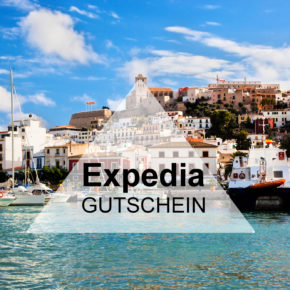 Expedia Gutschein: Spart 10% auf Hotels & Aktivitäten