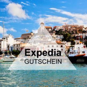 Expedia Gutschein: Spart [v_value] auf Hotels
