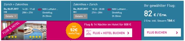 Zürich nach Zaky