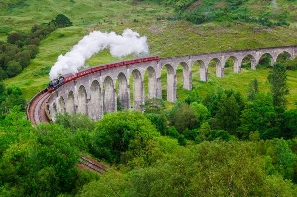 Harry Potter Zug