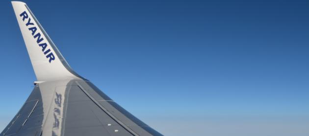 Ryanair Flüge