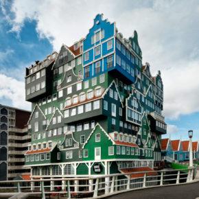 Kurztrip: 3 Tage Amsterdam im TOP 4* Hotel mit Flug nur 166€