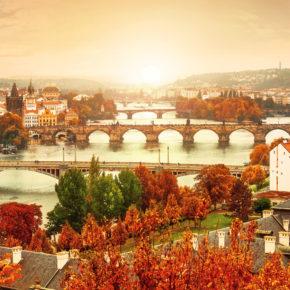Stadt der Türme: 3 Tage Wochenende in Prag im TOP 4* Dorint Don Giovanni Hotel inkl. Frühstück nur 33€