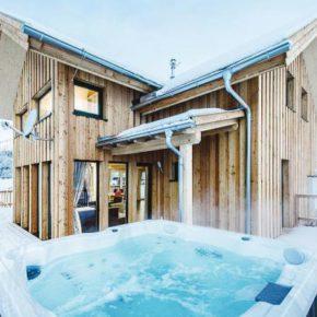 Wintervilla in der Steiermark: 5 Tage Skifun mit eigenem Whirlpool ab 123€ p.P.