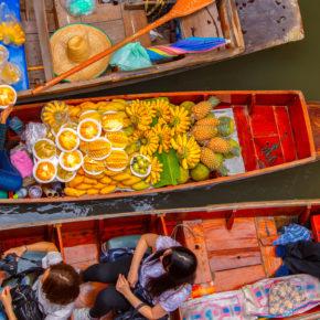 Thailand: Flüge nach Bangkok hin & zurück mit Gepäck nur 313€