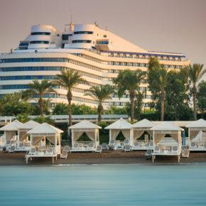 7 Tage im 5* Titanic Beach Lara Türkei mit All Inclusive, Flug & Transfer nur 414€