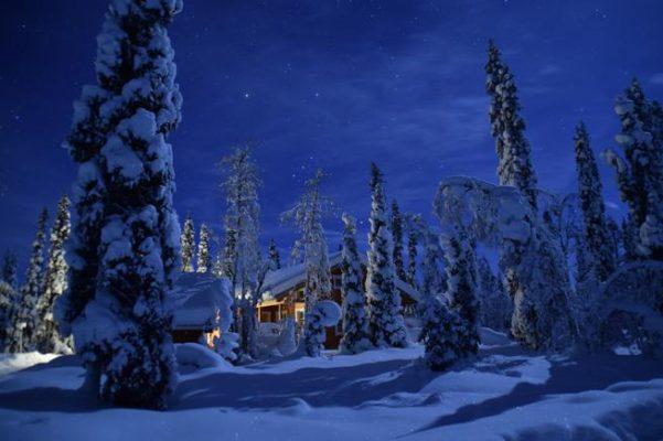 Ferienhaus Lappland