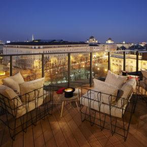 Kurztrip in die Hauptstadt: 2 Tage Wien im TOP 4* Designhotel nur 38€
