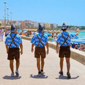 Mallorca: 7 Tage Ballermann Partytrip im guten Hotel mit Frühstück, Flug & Transfer nur 188€