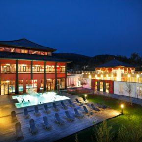 Hotel & Asia Spa Außen