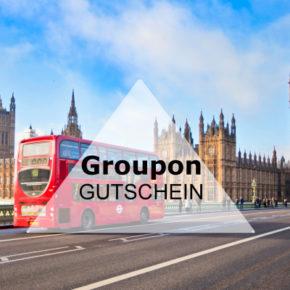 Groupon Gutschein: 15 % auf Deals sparen