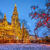 Wien Rathaus Winter