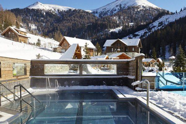 Pension Almstern Outdoor Pool