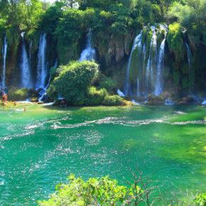 Aktivurlaub: Flüge nach Bosnien und Herzegowina um 14€