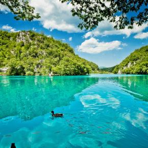 Glamping in Kroatien: 3 Tage an die Plitvicer Seen nur 31€