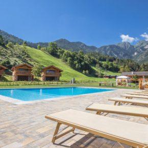 Auszeit in Italien: 4 Tage im privaten TOP Chalet mit Frühstück, privatem Whirlpool & Sauna ab 246€