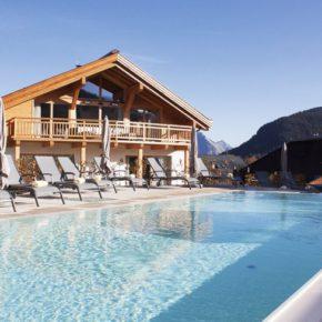 Leutaschklamm in Tirol: 3 Tage im guten 4* Hotel mit Halbpension & Wellness ab 129€