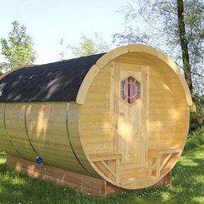Ab zum Glamping: 3 Tage im coolen Holzfass in Au an der Donau inkl. Extras nur 60€