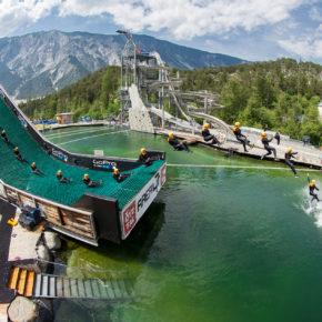 AREA 47: 2 Tage Tirol im 3* Hotel mit Frühstück & Tagesticket ab 78€