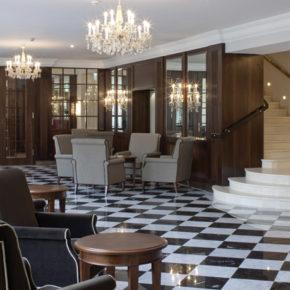 Austria Trend Parkhotel Schönbrunn Lobby