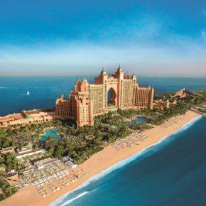 Luxus in Dubai: 6 Tage im TOP 5* Atlantis The Palm mit Halbpension, Flug & Transfer nur 1.402€