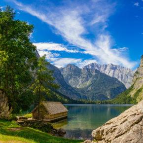 Wochenendtrip Bayern: 3 Tage Königssee im TOP 3* Hotel mit Frühstück nur 64€