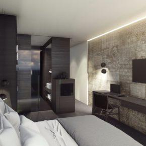 Grand Hotel Bernardin Deluxe Zimmer