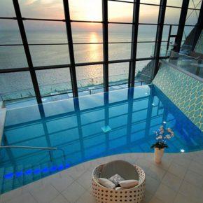 Luxus in Slowenien: 3 Tage Istrien im TOP 5* Hotel mit Halbpension, Meerblick & Pool ab 109€