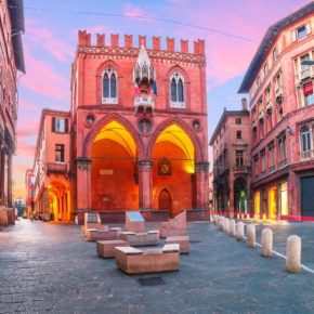 Bologna Kurztrip: 4 Tage Italien im 3* Hotel inkl. Flug nur 97€
