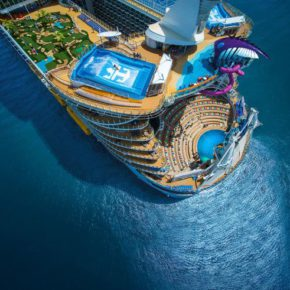 Symphony of the Seas: 8 Tage Luxus-Mittelmeer-Kreuzfahrt mit Flug, Vollpension, Transfer & Spa nur 1.699€