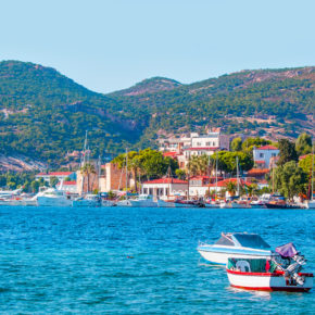 Türkei: 7 Tage Izmir im TOP 4* AWARD Hotel mit All Inclusive, Flug & Transfer nur 305€