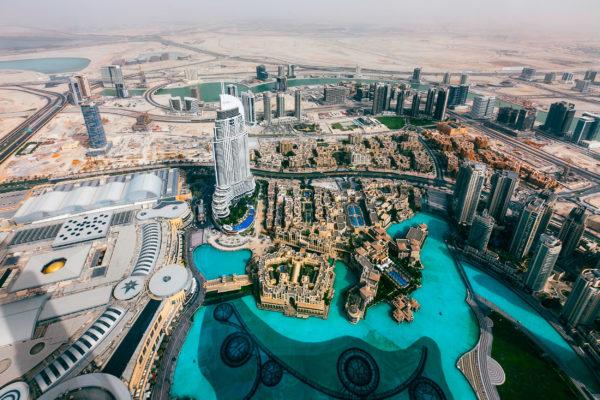VAE Abu Dhabi von oebn