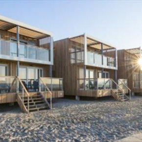 Beach Villa in Südholland: 8 Tage in Hoek van Holland ab 146€ p.P.