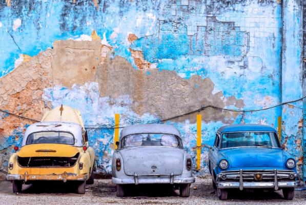 Kuba Havanna Oldtimers