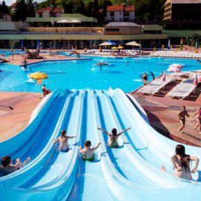 Wasserspaß: 3 Tage Kroatien im TOP 4* Hotel mit Halbpension & Water Planet nur 44€