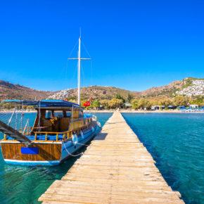Luxus in der Türkei: 7 Tage im TOP 5* Hotel mit All Inclusive, Flug & Transfer um 550€