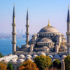 Städtetrip Istanbul: 4 Tage im zentralen TOP 4* Hotel inkl. Frühstück & Flug für 149€