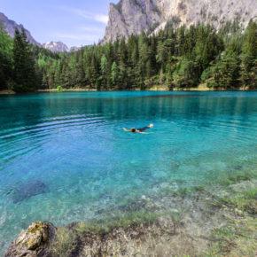 Grüner See: Vergängliches Naturwunder in der Steiermark