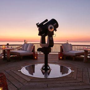 Soneva Javi Stargazing