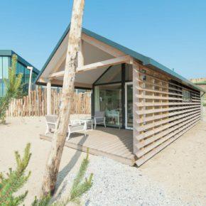 Die Nordsee ruft: 5 Tage Glamping im stylischen Strandhaus in Holland für 73€ p.P.