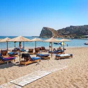 Luxus auf Rhodos: 7 Tage im TOP 5* Hotel mit All Inclusive, Flug, Transfer & Privatpool um 2.015€