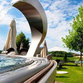 Kuschelhotel Loipersdorf Brunnen