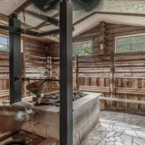 Aqua Dome Therme Sauna