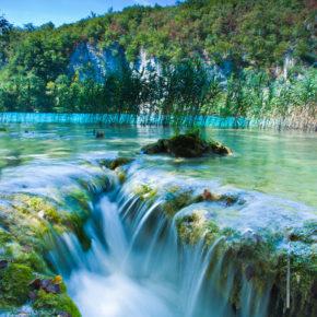 Kroatien übers Wochenende: Glamping an den Plitvicer Seen im tollen Mobilheim mit Frühstück um 74€