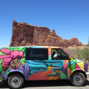 American Dream: 15 Tage Westküste USA im coolen Camper mit Flug nur 463€