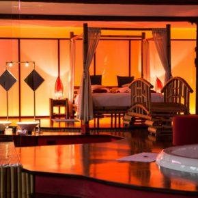 Romantik in Belgien: 2 Tage im gigantischen Loft mit privatem Wellness & Kino um 119€